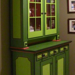 """These large """"step-back"""" cupboards are my favourite pieces to build, but their size makes them somewhat demanding during construction since my workshop is on the small side. And then there is moving them which is a treat given their size and weight. At least they are in two sections!"""