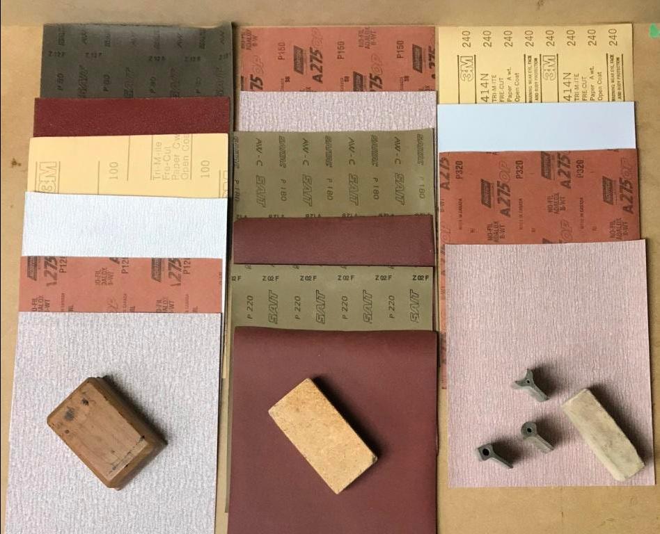 Sandpaper variety