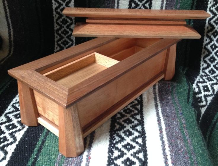 Prairie Box 4 detail