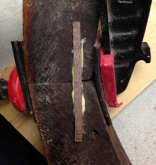 a WP Apron Frame Joint stitch