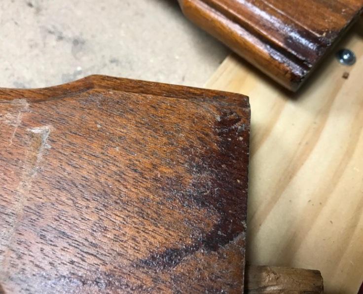 WP Original surface evidence A